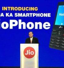 book jio phone